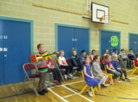 P2LC Class Assembly!