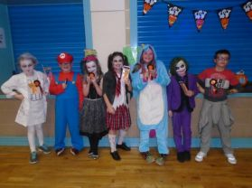 P3 and Key Stage 2 Halloween Parties