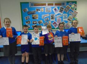 Internet Safety Poster Winners