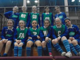 Windmill's Netball team