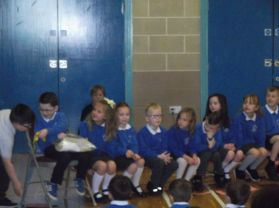 P3 Mrs Mitchell's Assembly