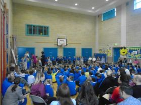 Mrs Hughes P4 Assembly