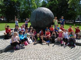 P6 had an amazing day today at Armagh Panetarium