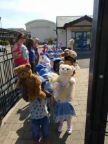 Teddy Bear's Picnic at Nightingale Nursing Home.