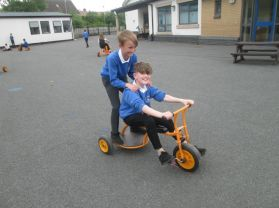 Lots of Fun at Golden time with P6