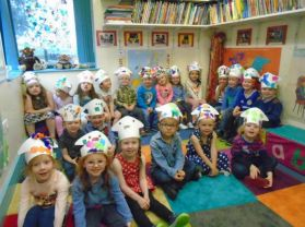 The class of 2016-2017 Graduates Nursery