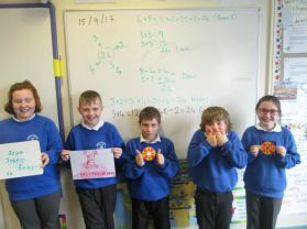 P6 Love their Mental Maths