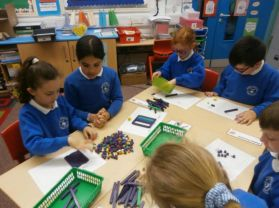 Hard Maths Work for our Big P4s