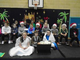 P6 Christmas Assembly