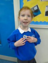 P4 Student wins a Medal