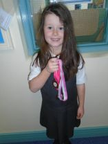 P3 Student wins 2 medals for her Ballet
