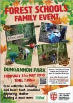 Forest Schools Family Event