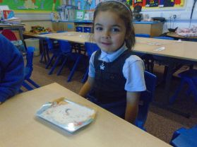 Writing in the Sand with P1