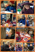 Halloween Fun in Nursery